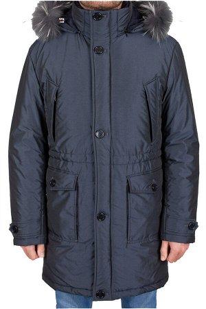 4029 DK GREY-BLUE / BAZIONI Куртка мужская