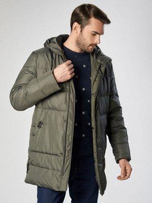 4087SP M KHAKI/ Куртка мужская (пуховик)