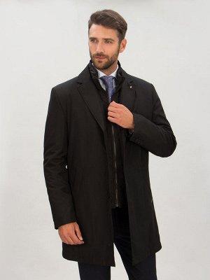 4066-2 S LEMAN BLACK/ Куртка мужская (плащ)