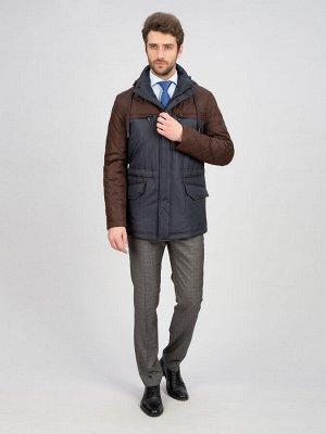 3009M PAUL CHOCO NAVY/ Куртка мужская