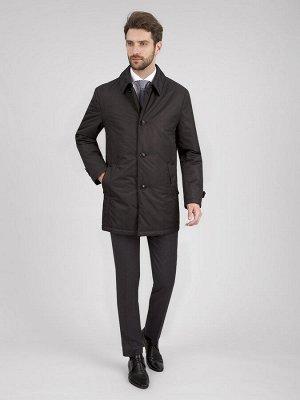 6811 M BIRGER BLACK / Куртка мужская (плащ)