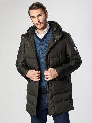 4087SP M BLACK/ Куртка мужская (пуховик)