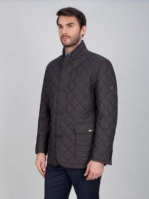 4039 M BENITO GREY-BROWN/Куртка мужская