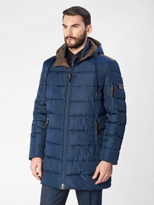 4077SP M OLIMP DK NAVY/ Куртка мужская (пуховик)