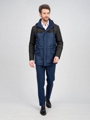 3009M PAUL BLACK INDIGO/ Куртка мужская