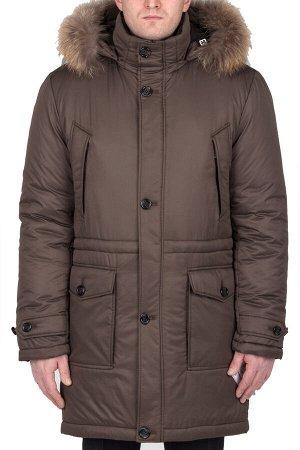 4029 BROWN/ Куртка мужская