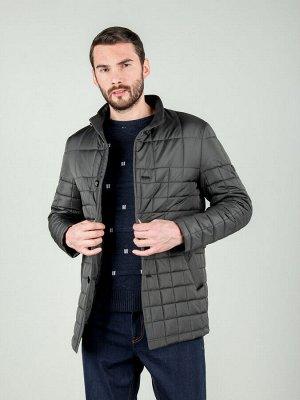 3034-2 M DK GREY/ Куртка мужская