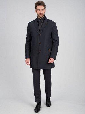 4066-2 S LEMAN DK NAVY/ Куртка мужская (плащ)