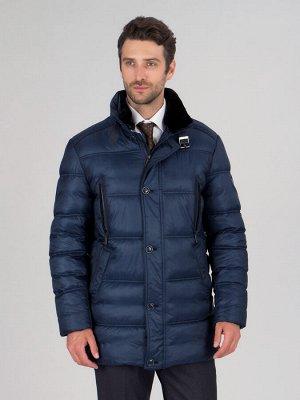 4076СП GRANT ROYAL BLUE GREY/Куртка мужская (пуховик)