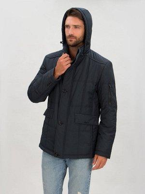 4084SP M GRIT INDIGO/Куртка мужская (пуховик)