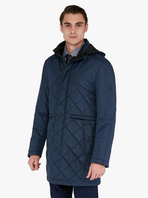 3049 M KEVIN DK NAVY/ Куртка мужская (плащ)