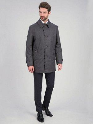 6811 M BIRGER DK GREY / Куртка мужская (плащ)