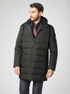 4077SP M OLIMP BLACK/ Куртка мужская (пуховик)
