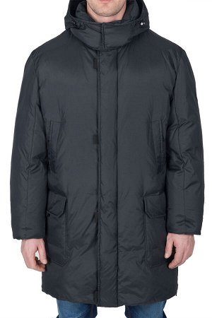 4020П dk grey / Куртка - пуховик