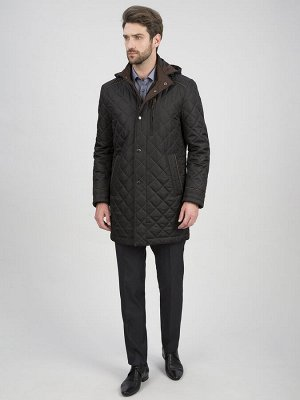3050 M NORD BLACK/ Куртка мужская (плащ)