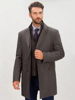 4066-2 S LEMAN DK GREY/ Куртка мужская (плащ)