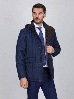 4084SP M INDIGO/Куртка мужская (пуховик)