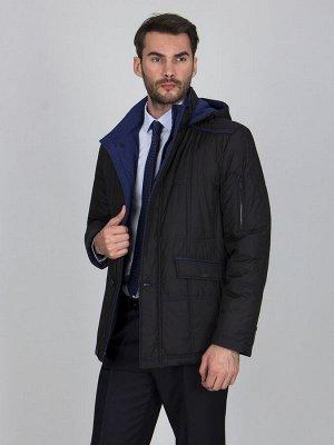 4084SP M BLACK NAVY/Куртка мужская (пуховик)