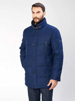 4076 SPW M DK NAVY LUX/Куртка мужская (пуховик)