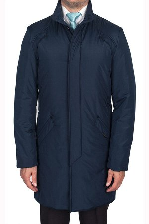 3001 M ROBERTO DK NAVY/ Куртка мужская (плащ)