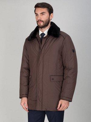 4049 M TERAMO CHOCO/ Куртка мужская