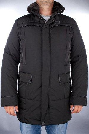 4016 BLACK/ Куртка мужская