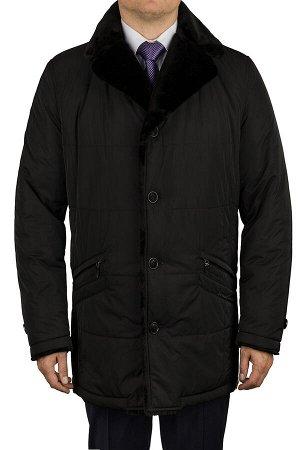 4053 FALCO BLACK/ Куртка мужская