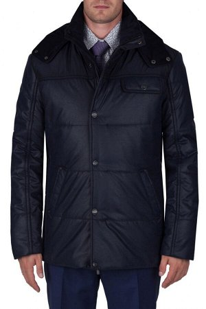 4040 DK NAVY/ Куртка мужская