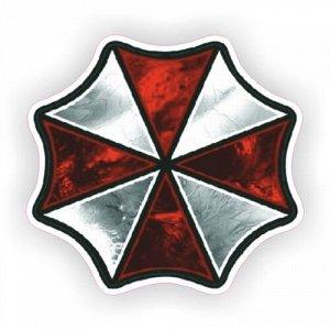 Наклейка Стикер #502 Umbrella