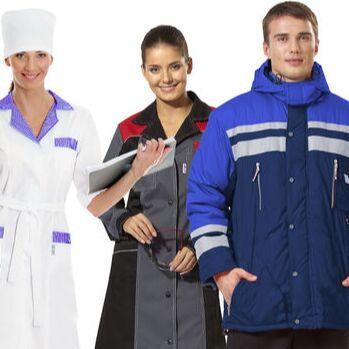 Домашняя одежда, халаты, пижамы. Мужской и женский трикотаж — Униформа и спецодежда