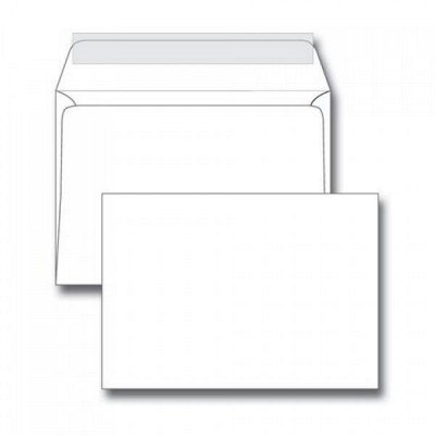 Канцелярский бум. Канцелярия для всех — Конверты — Открытки и конверты