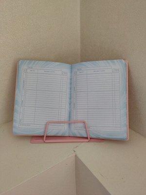Дневник дутый кожанный