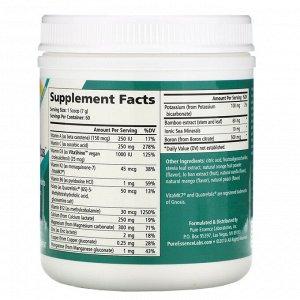 Pure Essence, Ionic-Fizz, Super D-K Calcium Plus, апельсин и ваниль, 420 г (14,82 унции)