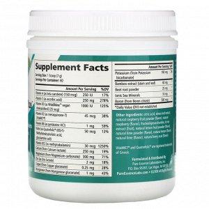 Pure Essence, Ionic-Fizz, Super D-K Calcium Plus, малиновый лимонад, 420 г (14,82 унции)