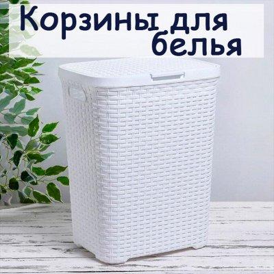 Мартика и Магнолия. Пластик для Вашего дома — Пластиковые корзины для белья! — Ванная