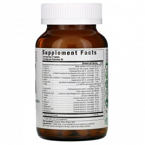 Innate Response Formulas, мультивитамины для женщин старше 55 лет, без железа и витамина K, 60 таблеток