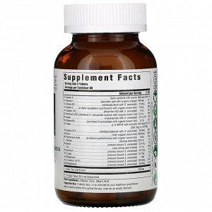 Innate Response Formulas, мультивитамины для женщин старше 55 лет, без железа и витамина K, 120 таблеток