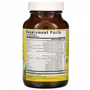MegaFood, комплекс витаминов и микроэлементов для женщин старше 55 лет, 60 таблеток