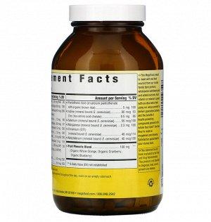 MegaFood, комплекс витаминов и микроэлементов для женщин старше 55 лет, для приема один раз в день, 120 таблеток