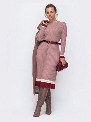 Платье вязаное 27005/2