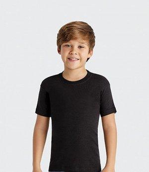 Футболка для мальчика черная
