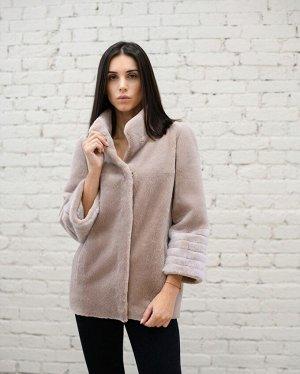 Куртка из меха бобра