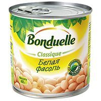 Bonduelle (Бондюэль) Фасоль белая  (425 мл)