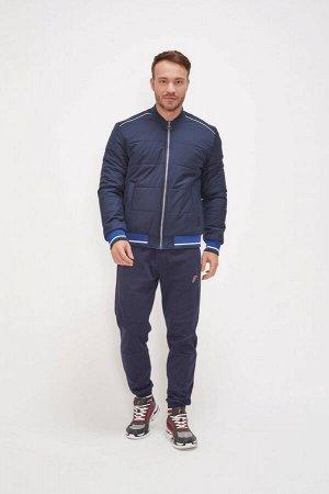 Куртка утепленная мужская (синий)