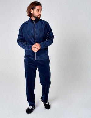 Куртка спортивная мужская (синий)