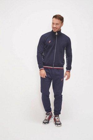 Куртка тренировочная мужская (синий)