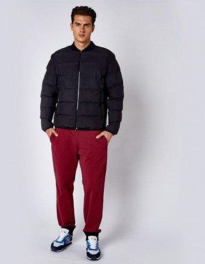Куртка утепленная мужская (черный)