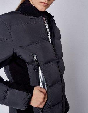 Куртка утепленная женская (серый)