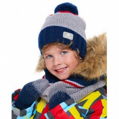 Nikа*Stylе (Зима: костюмы комбинезоны, парки- мембрана) (03. — Шапки, балаклавы, шарфы, перчатки, варежки — Платки, шарфы и шали