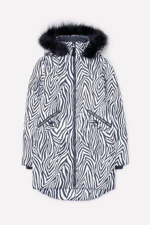 Пальто Сезон: Осень-Зима Зимнее стеганое пальто для девочки, на подкладке с утеплителем SEE 250г/м2. Мембранная ткань 5000/5000 с тефлоновым покрытием обладает водоотталкивающими, грязеотталкивающими
